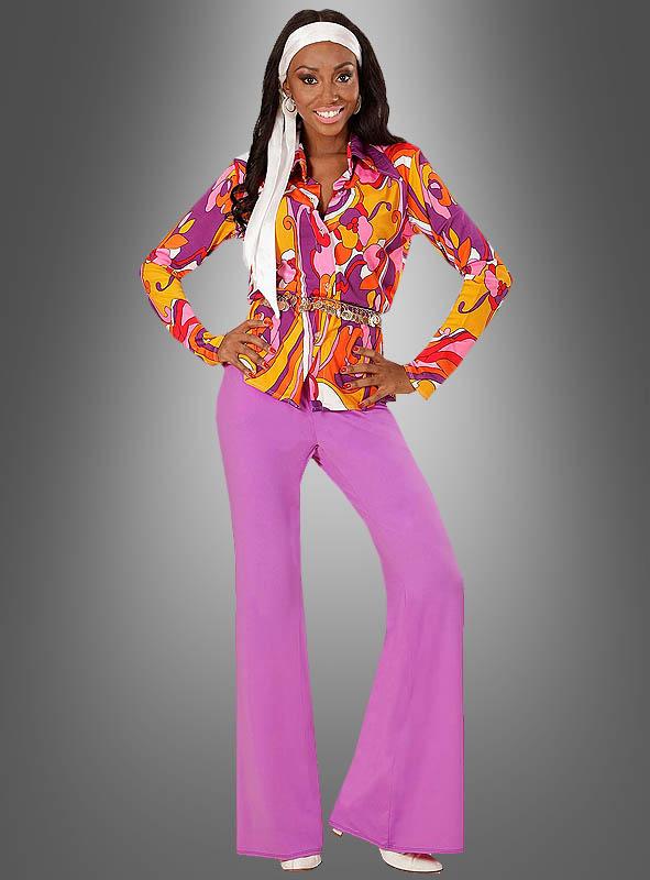 70er Jahre Damenbluse Bei Kostumpalast De