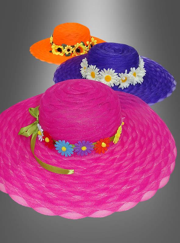 Elegant Summer Hat Riviera