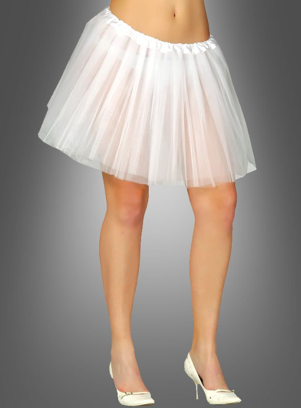 Tulle Skirt black or white