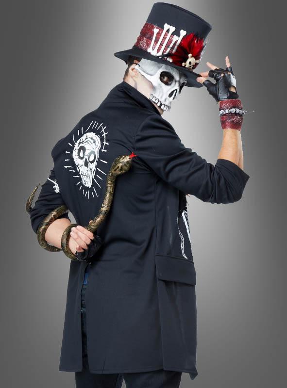 Voodoo Priest Costume for Men » Kostümpalast de
