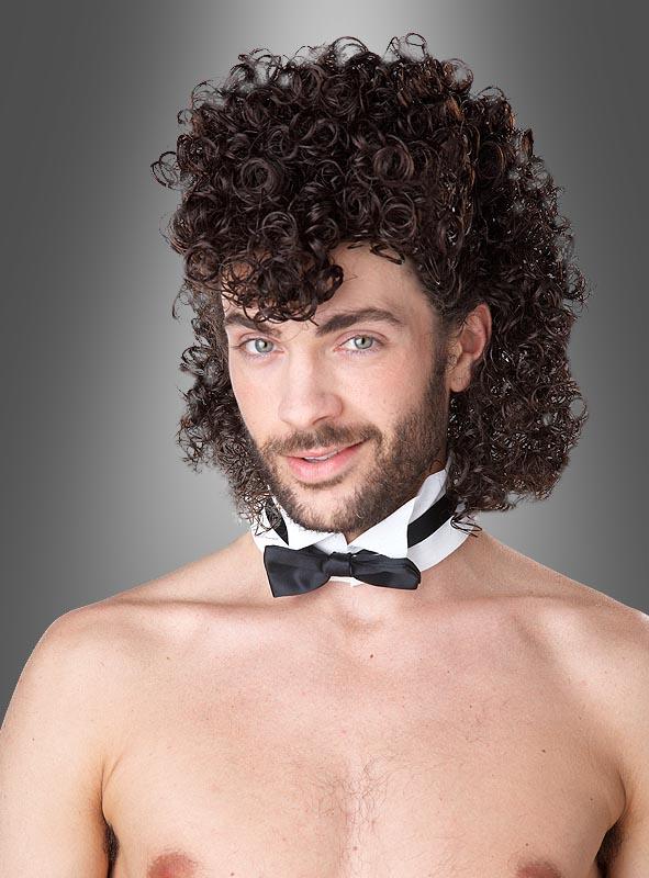 Stripper Outfit Lockenperucke Bei Kostumpalast