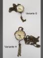 Taschenuhr Steampunk mit Funktion