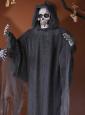 Light up Skull Reaper decoration