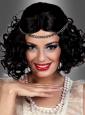 Showgirl Wig with Headband