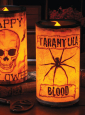 Halloween LED Kerze