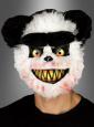 Killer Animal Mask Blood Teddy