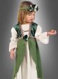 Mittelalterkleid Clarisa Kinderkostüm