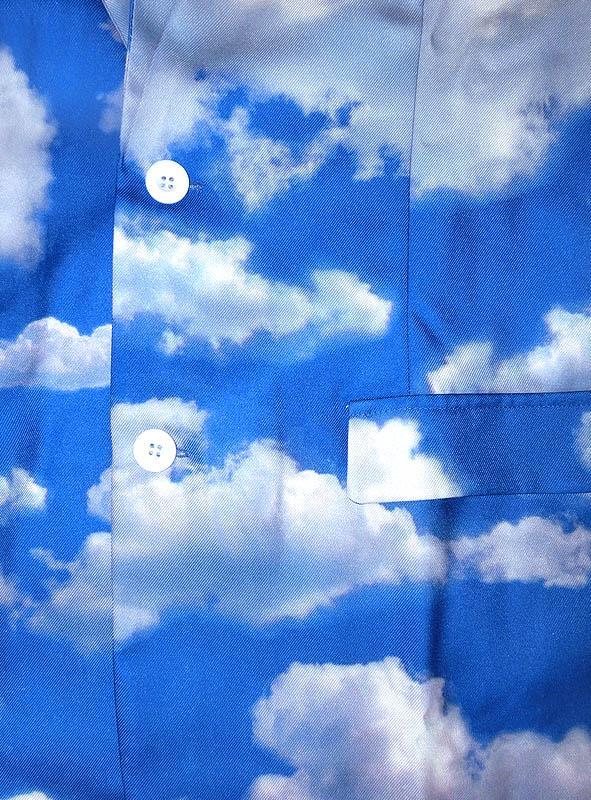 Wolken Spaßanzug