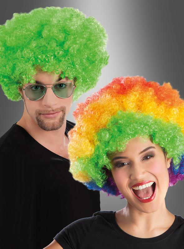 Afro Wig Different Colors