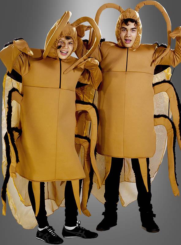 Kakerlaken Kostum Kuchenschabe Spasskostum Fur Gruppen