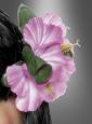 Hawaiian Flower Hair Clip