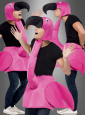 Flamingo Unisex