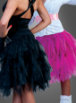 Petticoat with Tulle diff. colors