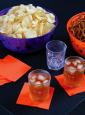 Table Cloth Halloween