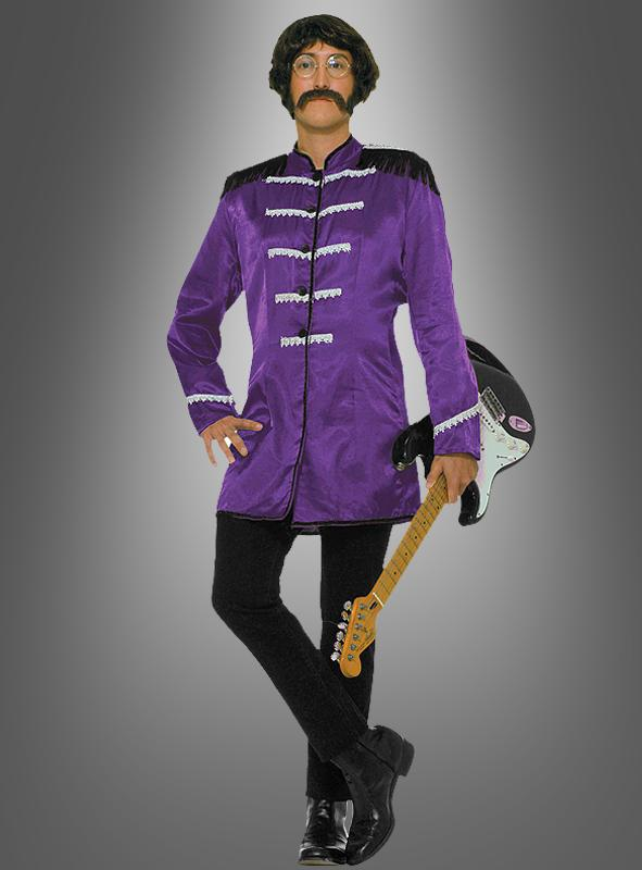 British rocker costume 60s