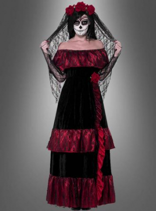 Catrina Kostüm