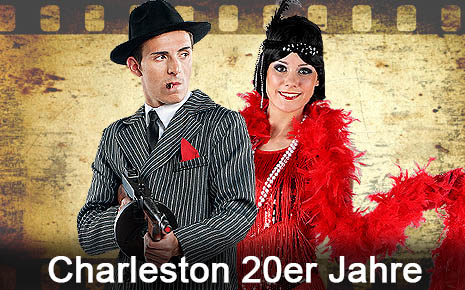 20s Charleston Flapper Costumes Gangster Al Capone