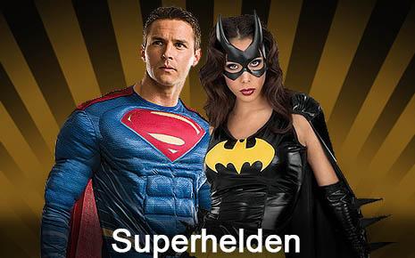 Superhelden Marvel DC Avengers Justice League Kostueme