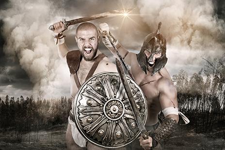 Gladiator Kostuem