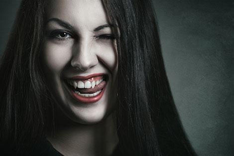 Vampir Kostum Selber Machen