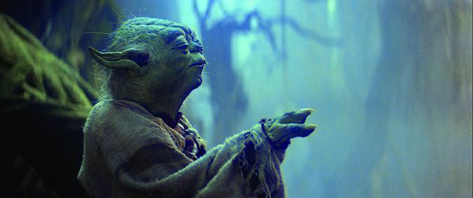 Jedi-Meister Yoda