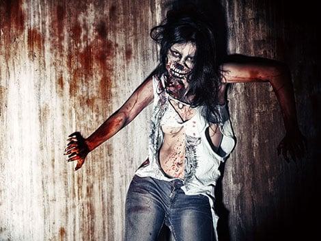 Zombie Kostum Selber Machen