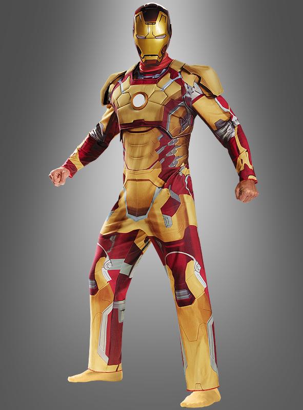 Iron Man Kostüm Damen