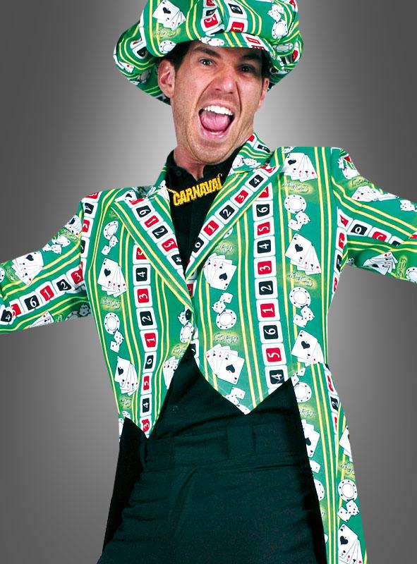 casino spielerin kostüm