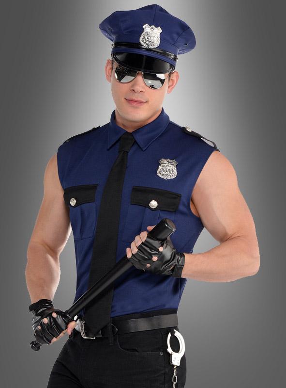 Sexy Polizeiuniform