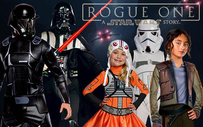 Star Wars Filmkostüme Lizenzkostüme Krieg der Sterne Jediritter Stormtrooper Klonkrieger Clone Wars