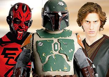 Star Wars Kostüme Online Kaufen Kostümpalast